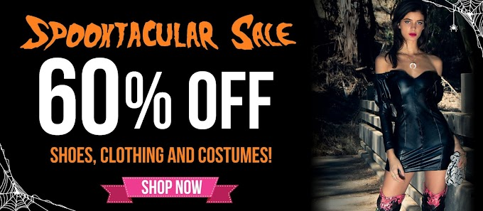 Get Up To 60% Off with Sexy Halloween Costumes at AMIClubwear