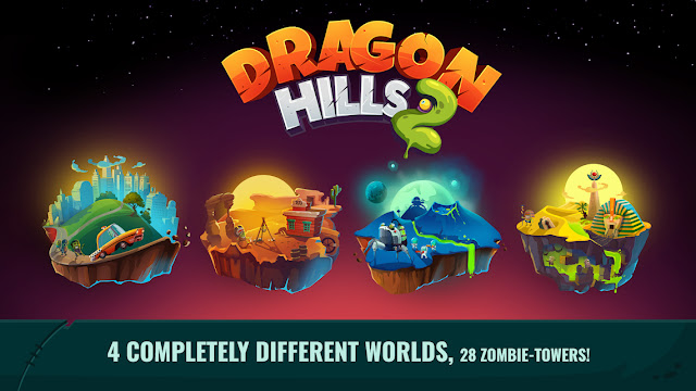 Screenshot Dragon Hills 2 - Apcoid
