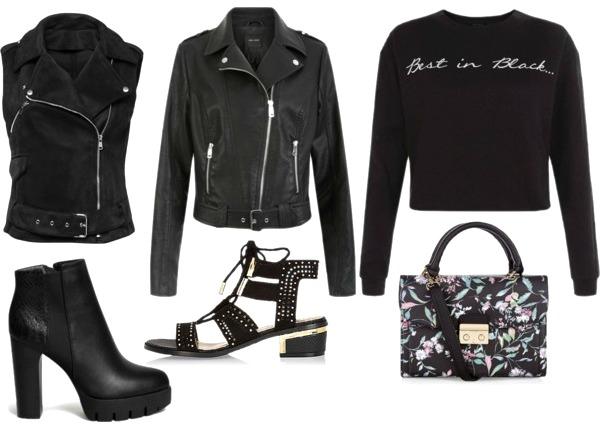 Spring 2016 Fashion Wishlist Black Fashion