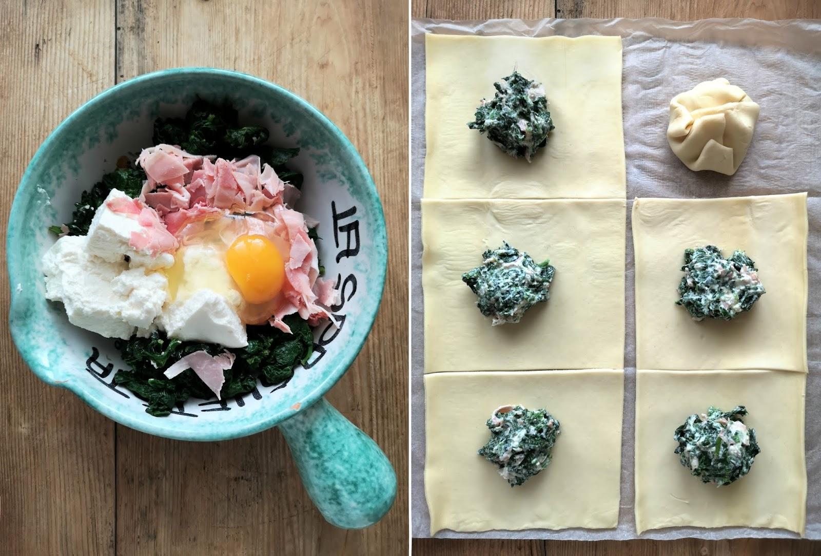 ricette con sfoglia salata
