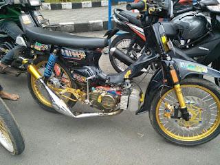 RC 100 Bravo modif cakram