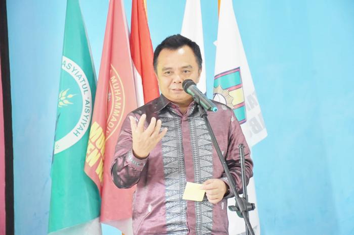 Edward Anthony : Muhammadiyah Memiliki Ciri Bangun Tata Sosial - Pendidikan