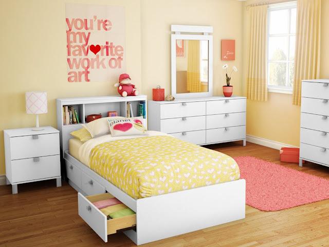 Kiểu giường đơn phải đảm bảo độ rộng cho trẻ