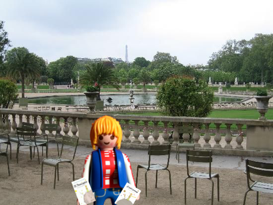 le jardin du luxembourg and stendhal syndrome - Jardin Du Luxembourg