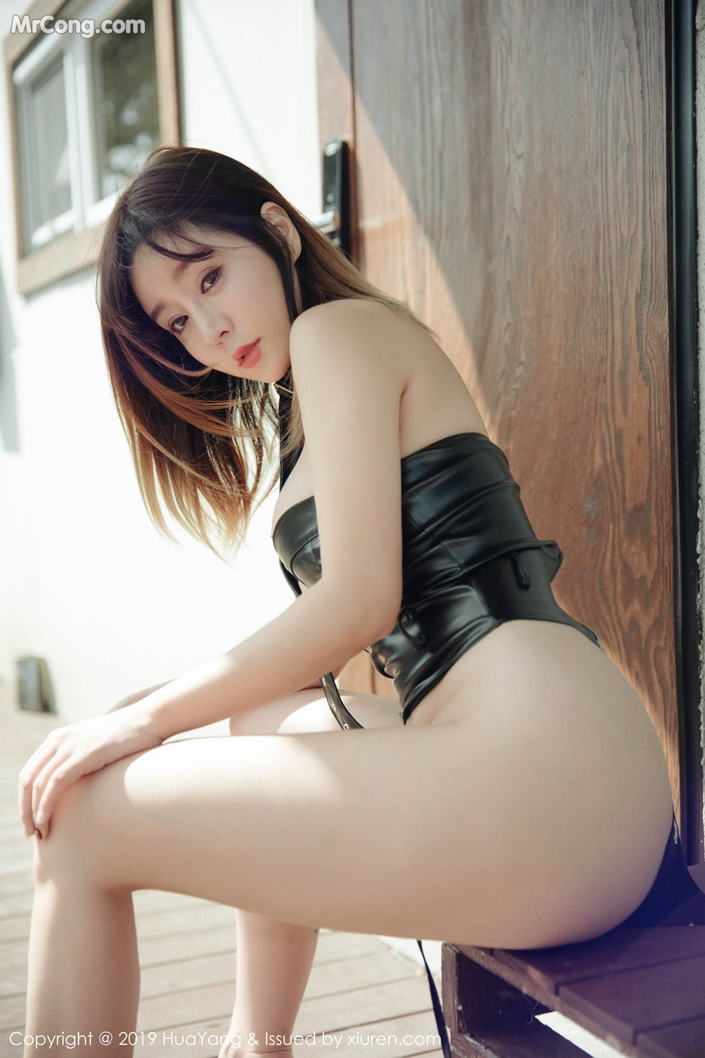 Image HuaYang-2019-03-21-Vol.124-Wang-Yu-Chun-MrCong.com-003 in post HuaYang 2019-03-21 Vol.124: Wang Yu Chun (王雨纯) (44 ảnh)