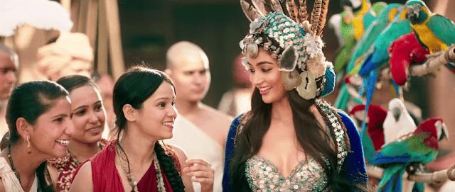 मोहनजोदड़ो फिल्म में Chhani के रूप में पूजा हेगड़े