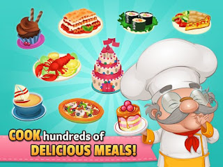 Cafeland – World Kitchen Apk v1.0.1 Mod (Unlimited Coins/Cash)