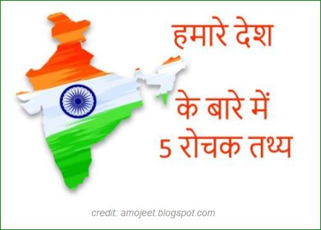 Top-5-facts-about-India-in-hin