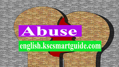 """The Word """"Abuse"""" in Example Sentences"""