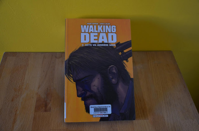 Walking Dead tomes 1 et 2 - Chocolate Time
