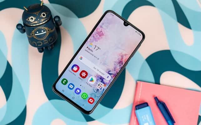 Samsung Galaxy A40: análisis