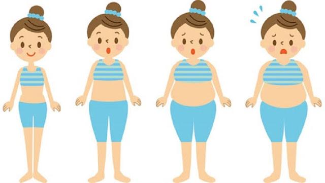 دراسة تثبت سبب زيادة وزنك كلما تقدمت في السن