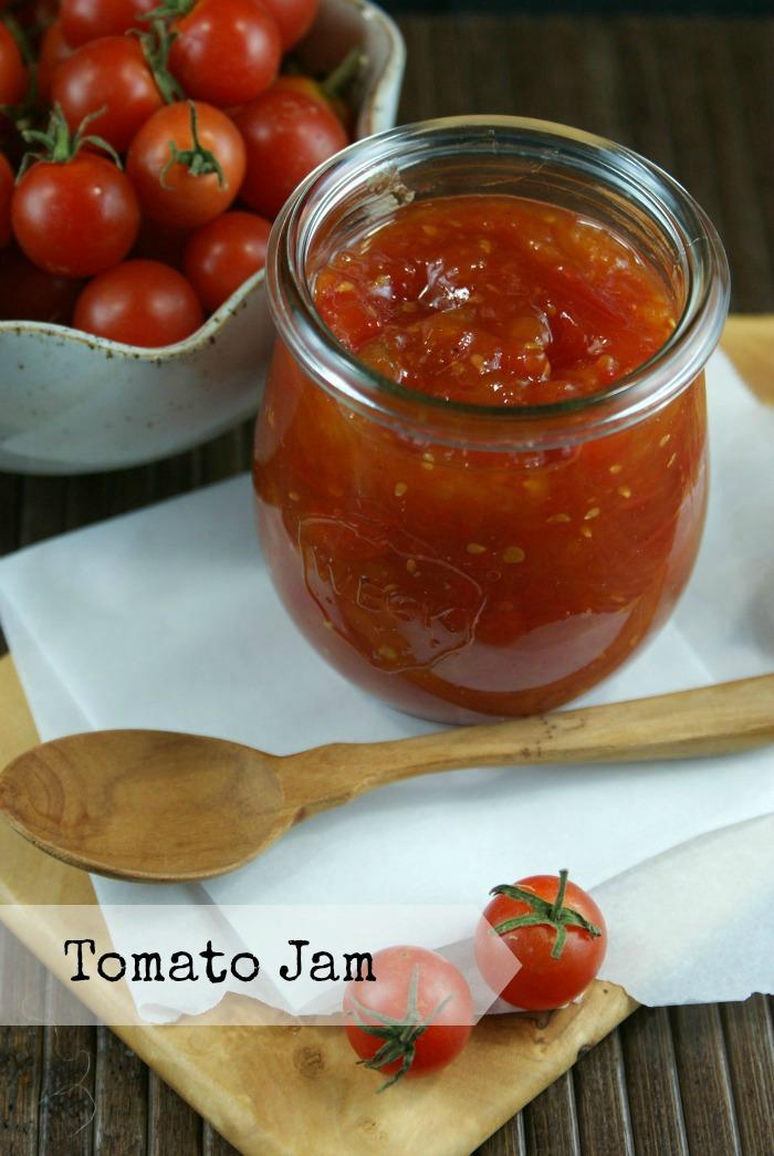 Authentic Suburban Gourmet: Tomato Jam + Cheese Plate ...