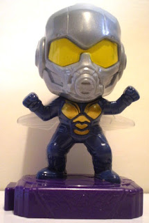 Front of Marvel Studios Heroes #7 The Wasp Action Figure