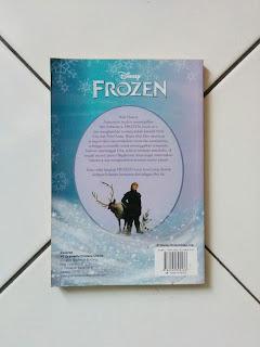Frozen Sebuah Novel