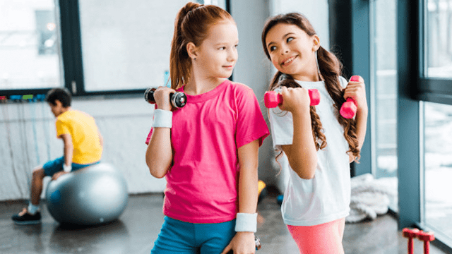 Can a 13 year old go to the gym?
