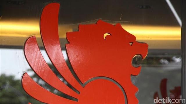 Sayap Pesawat Lion Air Senggol Tiang Lampu di Bandara Bengkulu