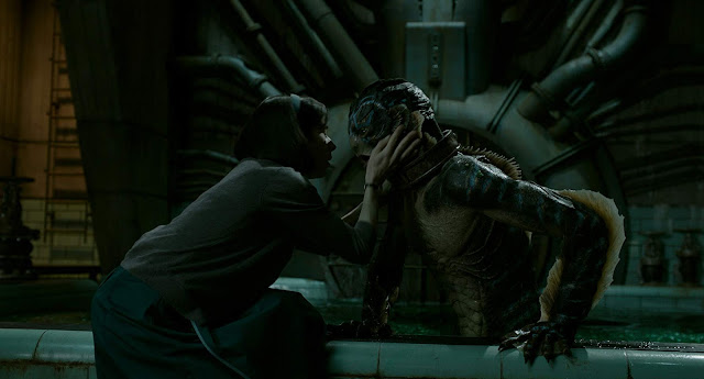 Sinopsis Film The Shape of Water (2018)