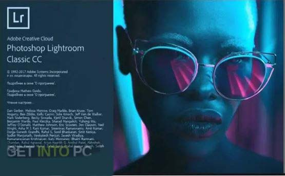 Adobe Photoshop Lightroom CC 2020 Free Setup Download
