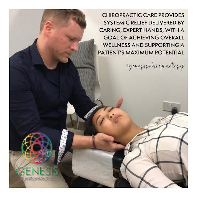 chiropractic care Singapore