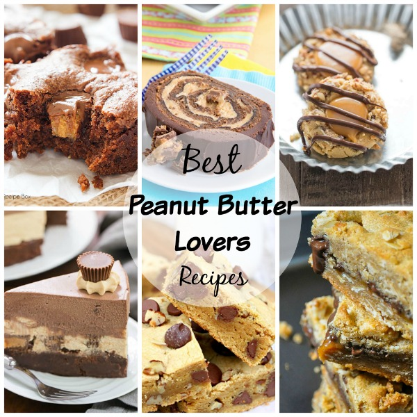 Best Peanut Butter Recipes image
