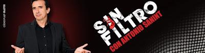 SIN FILTRO con Antonio Sanint