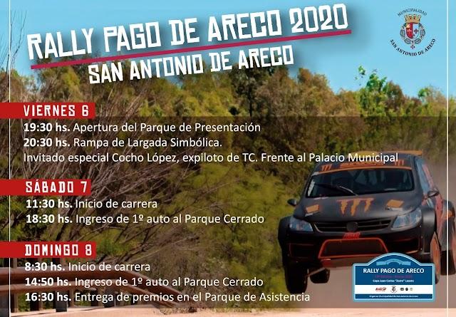 Este fin de semana llega una nueva edición del Rally del pago de Areco