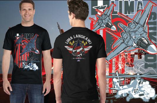 Kilang Printing T shirt