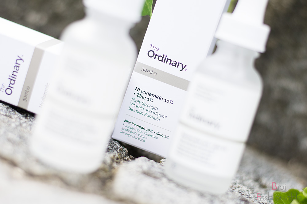 The Ordinary Niacinamide Zinc Umverpackung