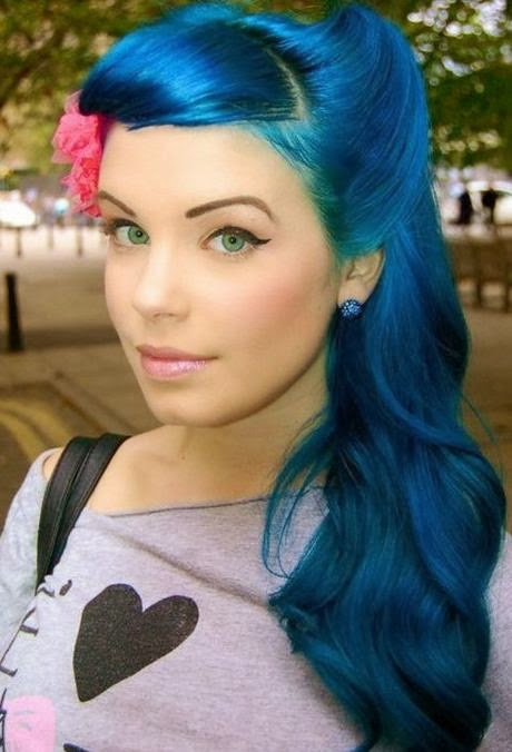 Short Hair Style Guide And Photo Funky Hairstyles For