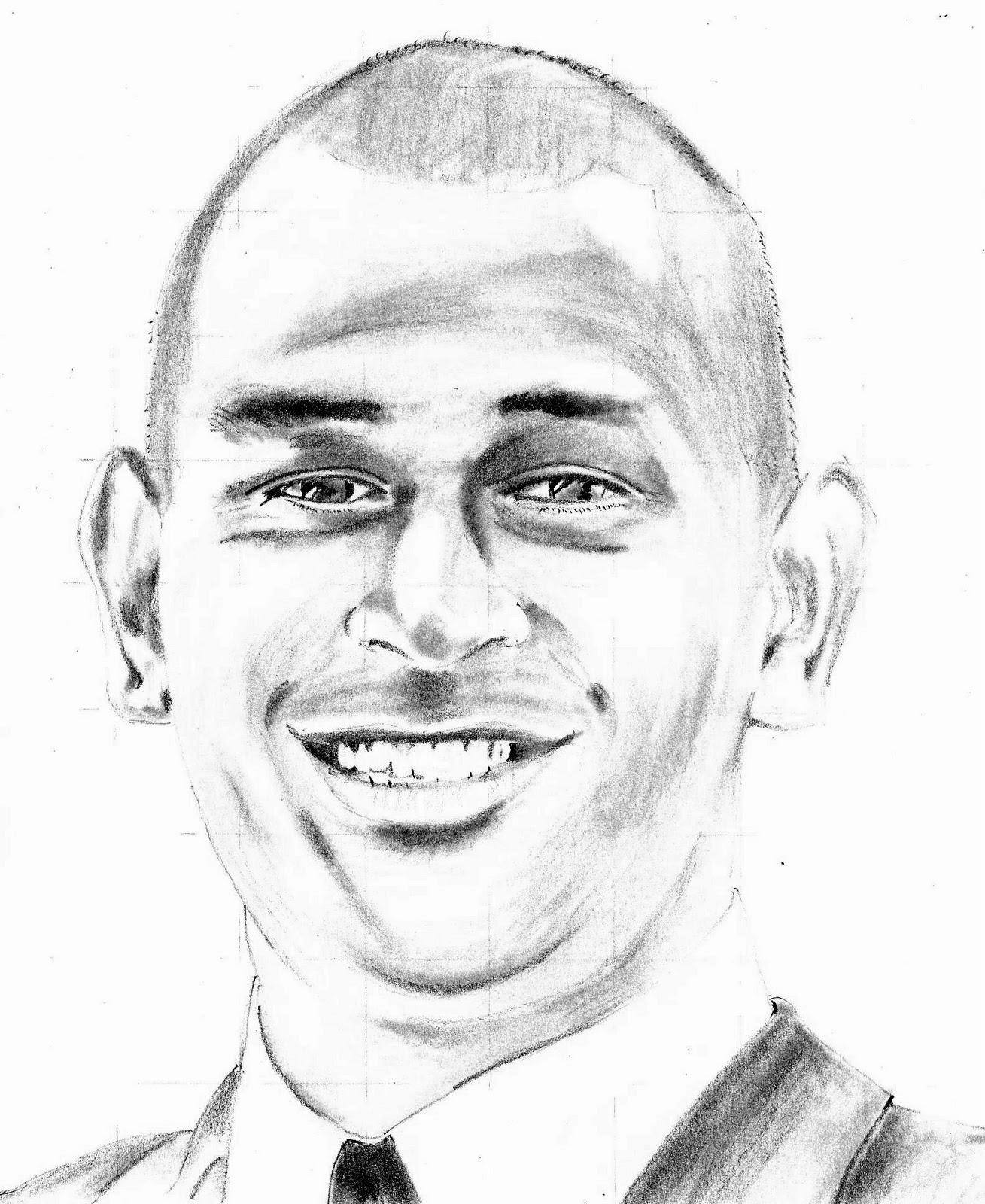 Opinions On Cricket: Portraits: Mahendra Singh Dhoni