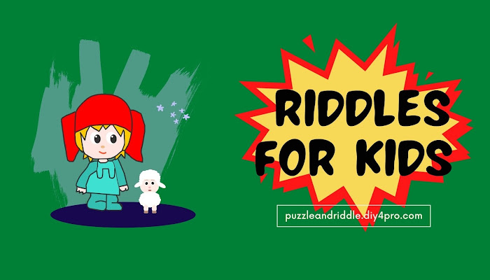 Riddles for Kids- Easy Riddles to Solve