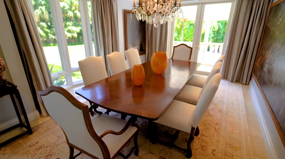 Tour 450 Ridge Rd, Coral Gables Home vs. 22 Interior Design Photos