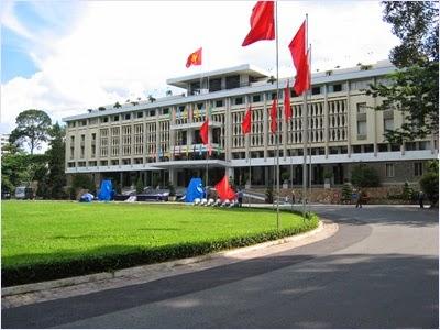 อดีตทำเนียบประธานาธิปดี (Reunification Palace)