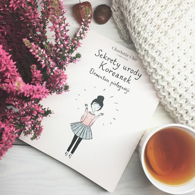 """Recenzja książki """"Sekrety urody Koreanek - elementarz pielęgnacji"""""""