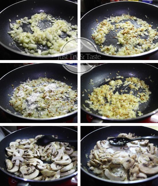 Resep Ayam Saus Jamur Creamy JTT