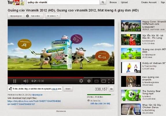 mua quảng cáo trên youtube