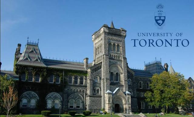 2020 Engineering International Scholar Award At University of Toronto – Canada