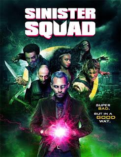 Sinister Squad (2016)