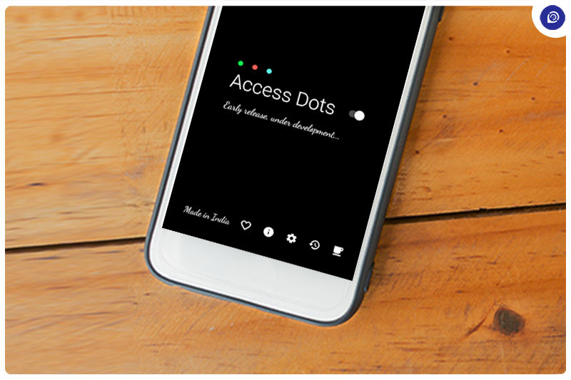 Track Your Privacy With Access Dots.