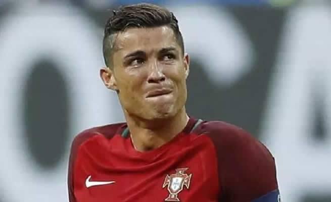 soccer star Cristiano Ronaldo sentenced to 2-years in prison