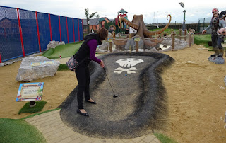 Pirate Island Adventure Golf at Lyons Robin Hood Holiday Camp in Rhyl