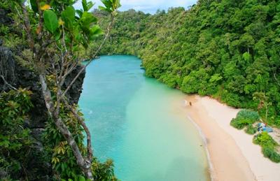 Sempu Island Malang