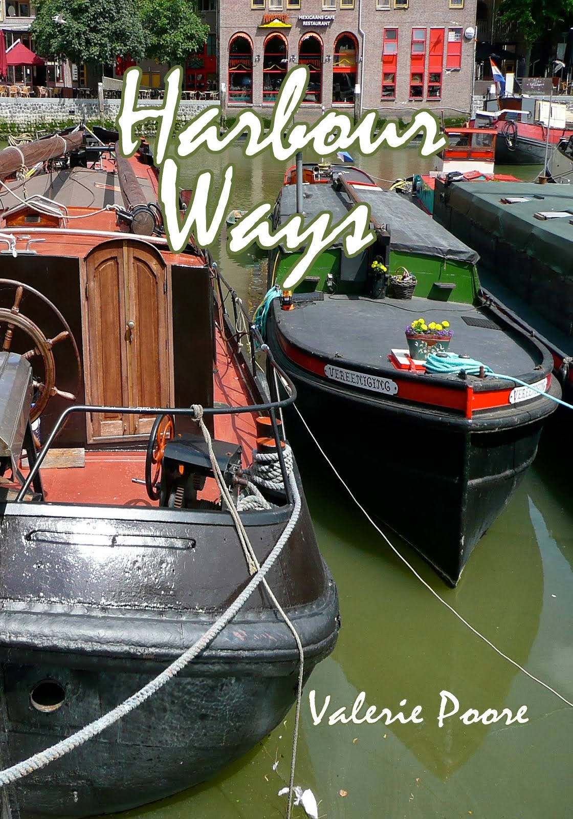 Harbour Ways on Kindle