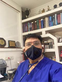 महामारी के साये में हार्ट अटैक से रहें सावधानः डा. एचडी सिंह | #NayaSaberaNetwork