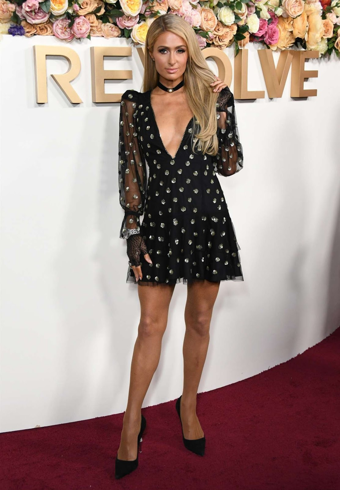 Paris Hilton – 2019 REVOLVE awards in West Hollywood