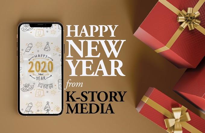 Happy New Year from Kstory Media