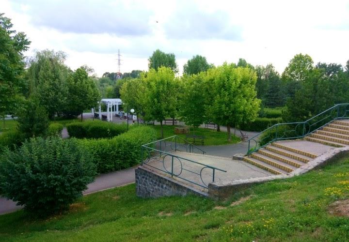 Parcul Europa din Arad