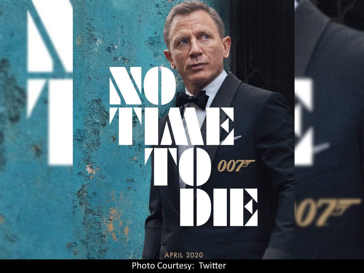 No Time To Die: could delay its premiere until the summer of 2021 - 3Movierulz