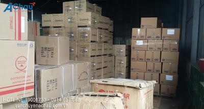 Công ty vận tải uy tín chuyển hàng hóa Bắc Nam tại Quận 12